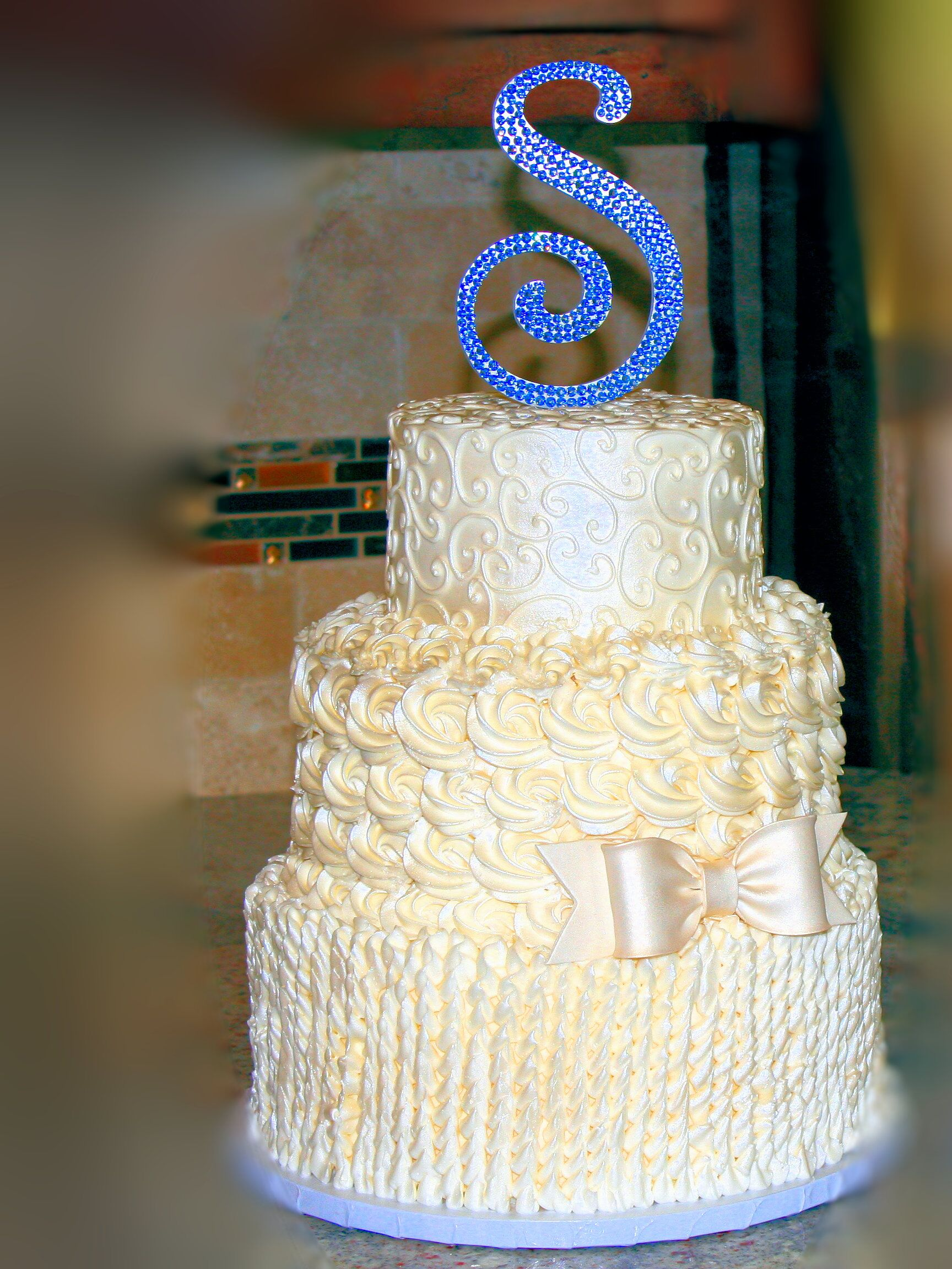 Custom Wedding Cakes New Orleans Nonna Randazzos Bakery