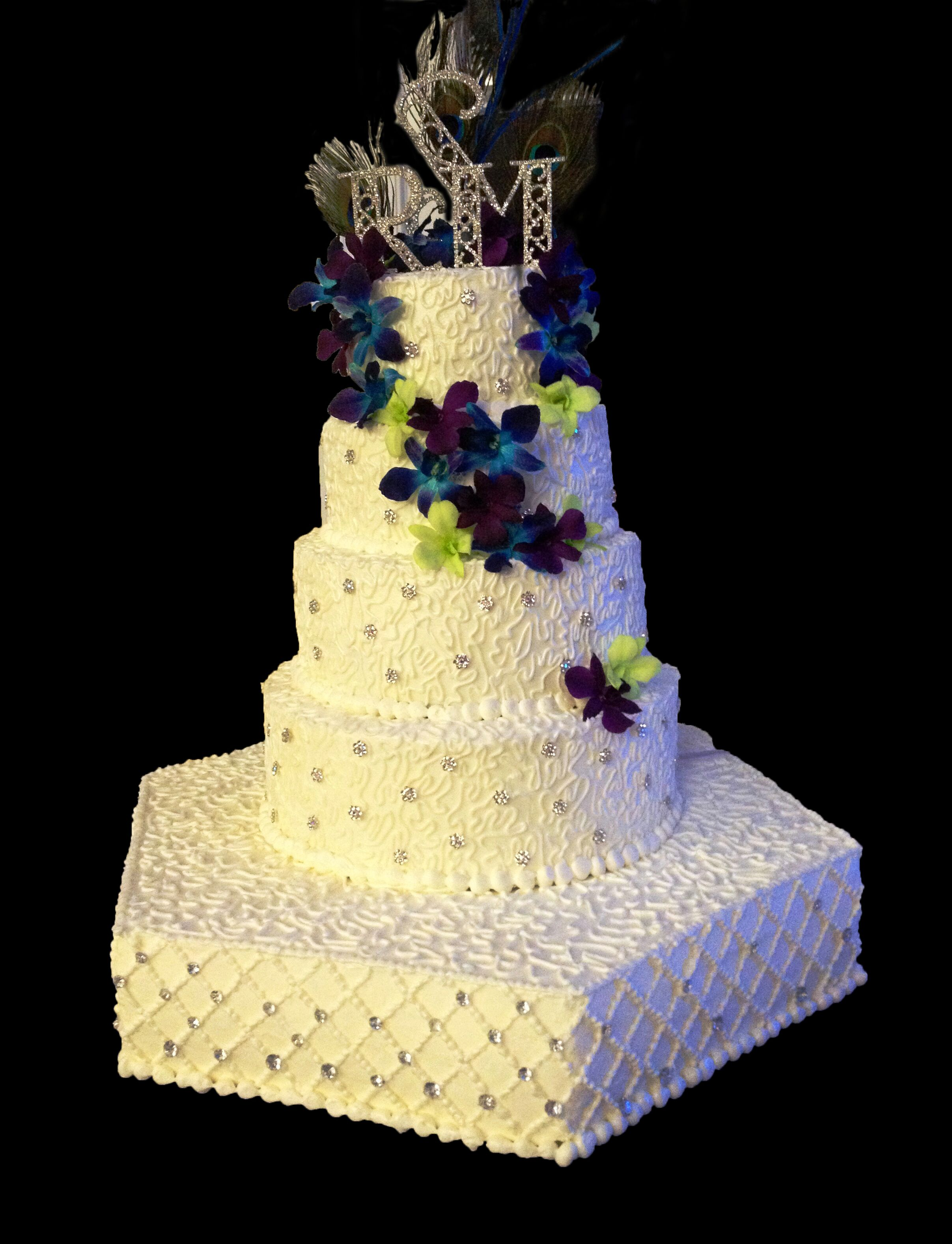 Custom Wedding Cakes: New Orleans, Nonna Randazzo\'s Bakery ...